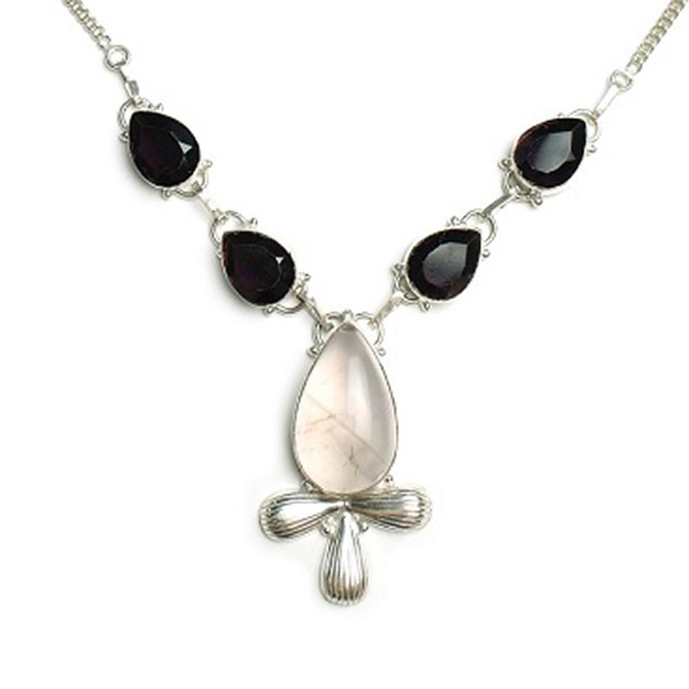 Halsband Svarta Pärlan